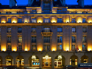 Exterior view of The Ritz London.