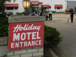 Welcome to the Holiday Music Motel