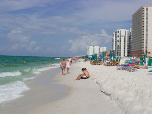 Beautiful Beaches at Sandestin Golf Resort