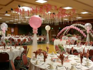 Wedding at Miracle Springs Resort and Spa.