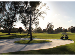 Pompano Beach Golf Course near Wyndham Palm-Aire.