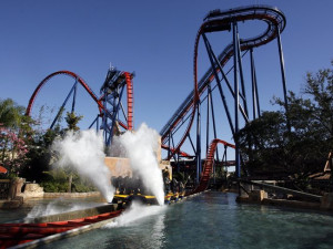 Busch Gardens near Sunsational Beach Rentals. LLC.