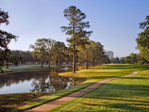 Golf course at La Torretta Lake Resort & Spa.