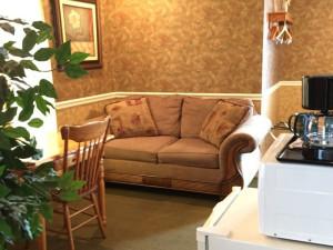 Guest suite at Branson Gazebo Inn.