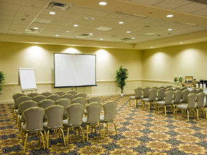 Conference room at Chateau Resort and Conference Center.