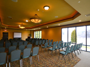 Meeting room at Stonebridge Resort.