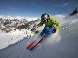 Skiing at Big Sky Vacation Rentals.