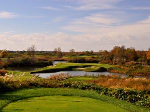 Victoria National Golf Club near Deer Creek Lodge.