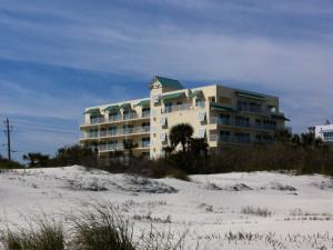 Exterior View of Coconut Palms Beach Resort