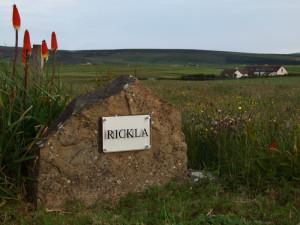 Exterior view of Rickla.