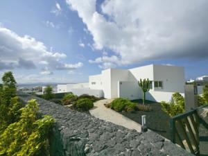 Exterior of Playa Blanca.