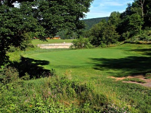 Jack Nicklaus Signature Golf Course at Rocky Gap Casino Resort.