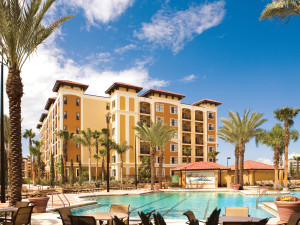 Exterior view of Floridays Resort Orlando.