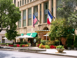 Exterior view of Sofitel Washington D.C. Lafayette Square.