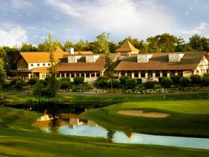 Golf course at Cragun's Resort.