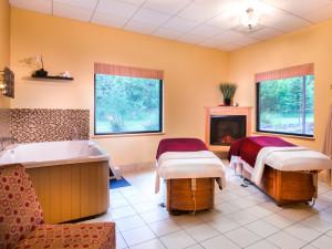 Spa at Bonneville Hot Springs Resort & Spa.