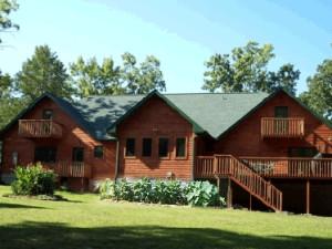 Exterior View of Cedar Springs Country Inn