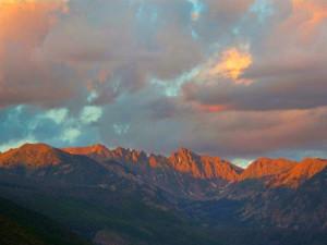 Mountains at The Lodge At Vail.