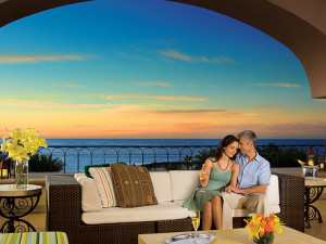 Romantic suites at Hilton Los Cabos Resort.