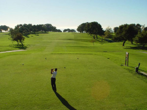 Golf course near Seabreeze Vacation Rentals, LLC.