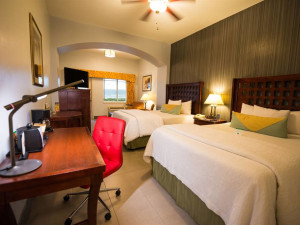 Guest Suite at La Copa Inn Beachfront Resort