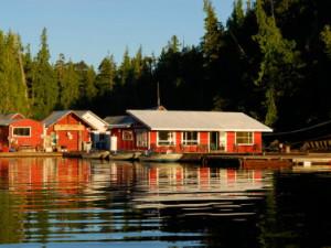 Exterior View of Big Spring Sports Fishing Resort