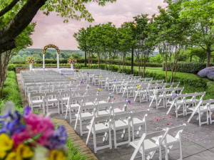 Outdoor Ceremony at Lansdowne Resort