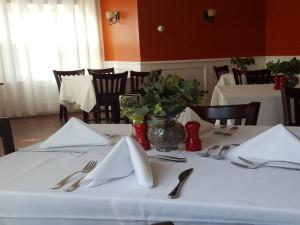 Dining at Catskill Mountains Resort.