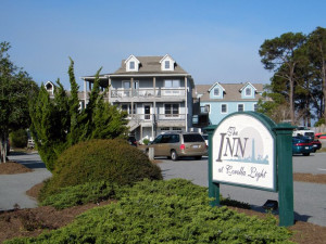 Exterior View of The Inn at Corolla Lighthouse