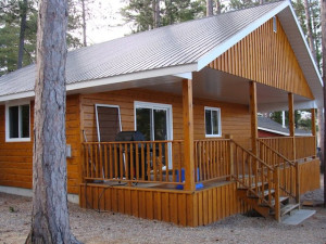 Cabin at Pine Cliff Resort
