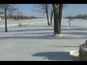Grounds at Winter-Sett Resort.