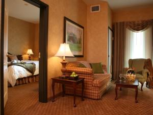 Suite Interior at The Irish Cottage Boutique Hotel
