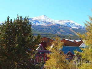 Mountains at iTrip - Breckenridge.