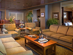 Presidential Suite at The Grove Park Inn Resort & Spa.