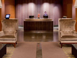 Front Desk at Hyatt Regency Pittsburgh International Airport