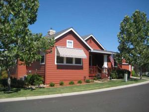 Cottages at Greenhorn Creek Resort.