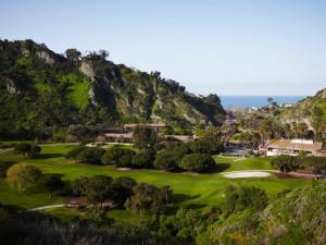 Exterior view of The Ranch at Laguna Beach.