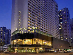 Exterior view of City Garden Hotel.