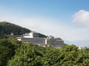 Exterior view of The Miyako.