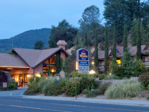 Exterior View of Best Western Plus Yosemite Gateway Inn