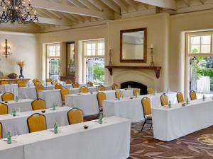 Meeting room at The Fairmont Sonoma Mission Inn & Spa.
