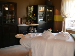 The spa at Summer Creek Inn & Spa.