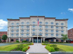 Welcome to the Clarion Hotel Oneonta