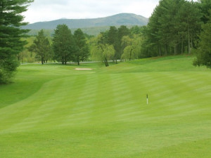 Golf course at Inn at The Mountain.