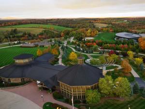 Pavilion at Catskill Mountains Resort.