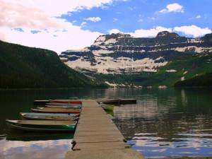 Lake Cameron at Five Star Rentals of Montana.