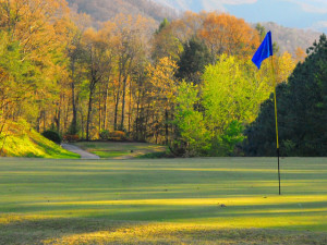 Gatlinburg Municipal Golf Course near Jackson Mountain Homes.