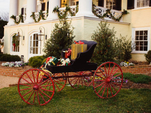 Holidays at The Inn at Willow Grove.