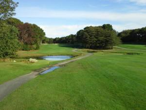 Dennis Pines golf course near Pleasant Bay Village.