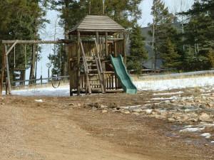 Children's Playground at Retreat at Angel Fire